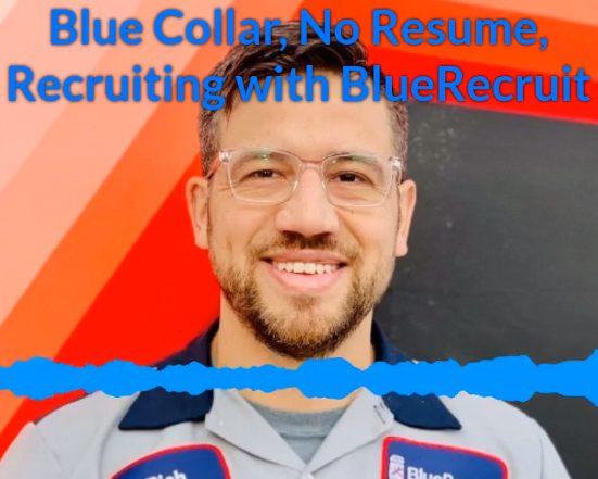 , Blue Recruit